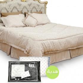 آلتيما - طقم أغطية السرير الفاخرة من 8 قطع – برينس