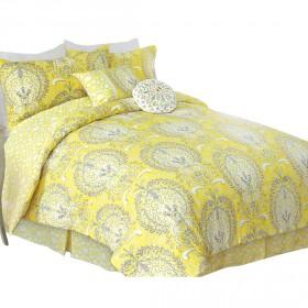 دينا هوم – طقم أغطية السرير من 6 قطع– بايتون