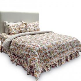 طقم السرير من 9 قطع – متعدد الألوان