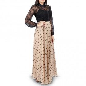 Julea Domani - Polka Dots Two Piece Dress
