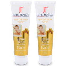 John France - Peel Off Mask Gold (Set of 2)