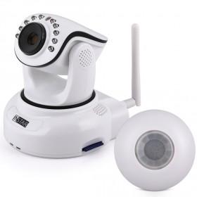 إنستار - كاميرا المراقبة وحسّاس الحركة