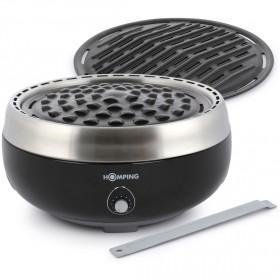 هومبينج – شوّاية الفحم بدون دخان - أسود