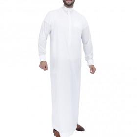 توبي بريت أبورتر – الثوب الأبيض سادة
