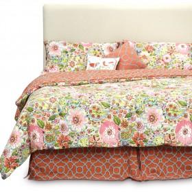 دينا هوم – طقم أغطية السرير من 6 قطع – داكوتا