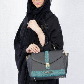 Jack French London - Maryland Black Emerald Bag