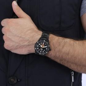 دي بي إيليت – ساعة أوتوماتيكية مع 3 أحزمة